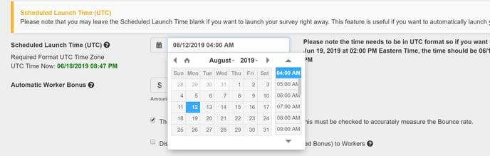 scheduletime